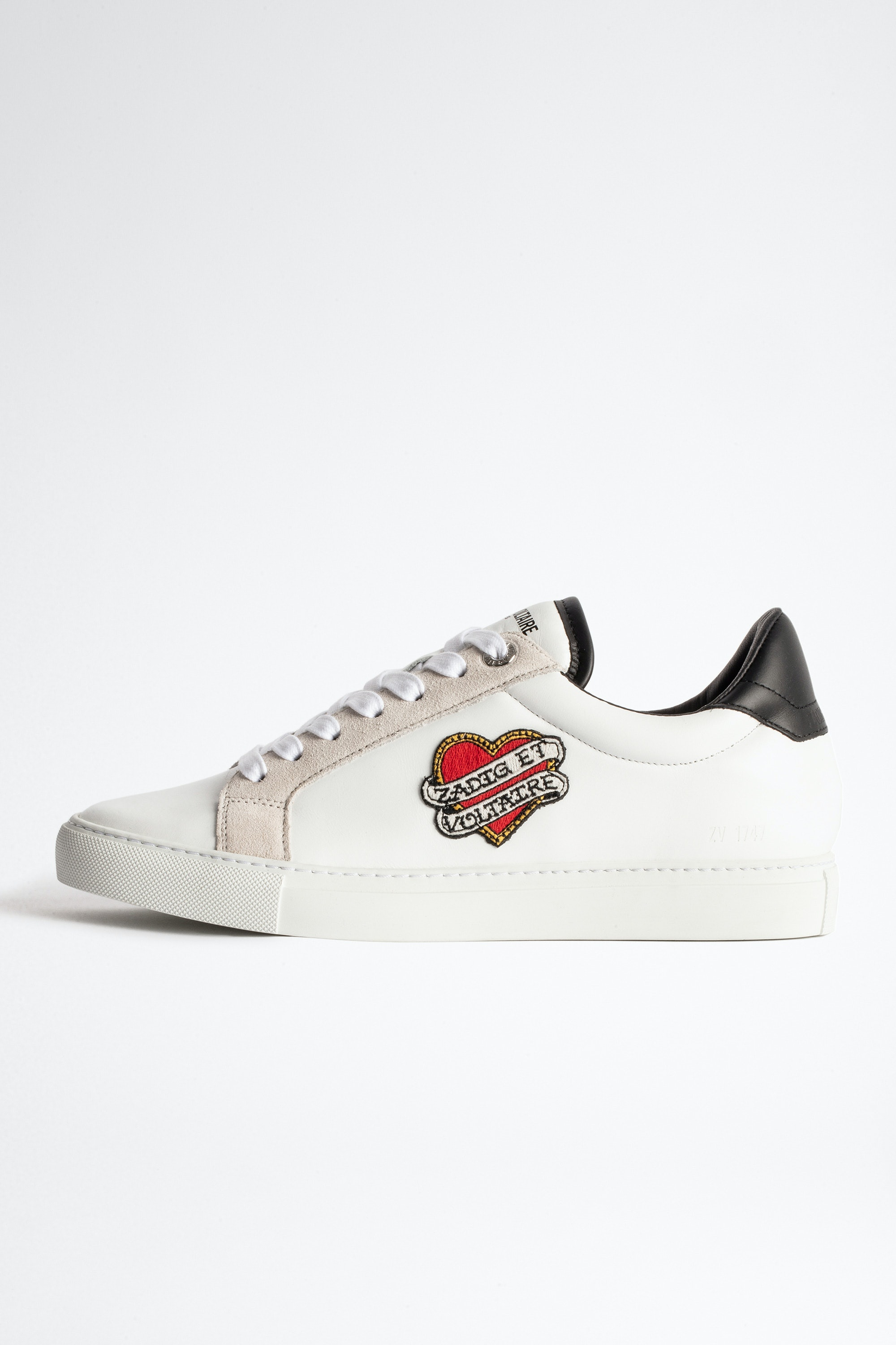 ZV1747 Heart patch Sneakers