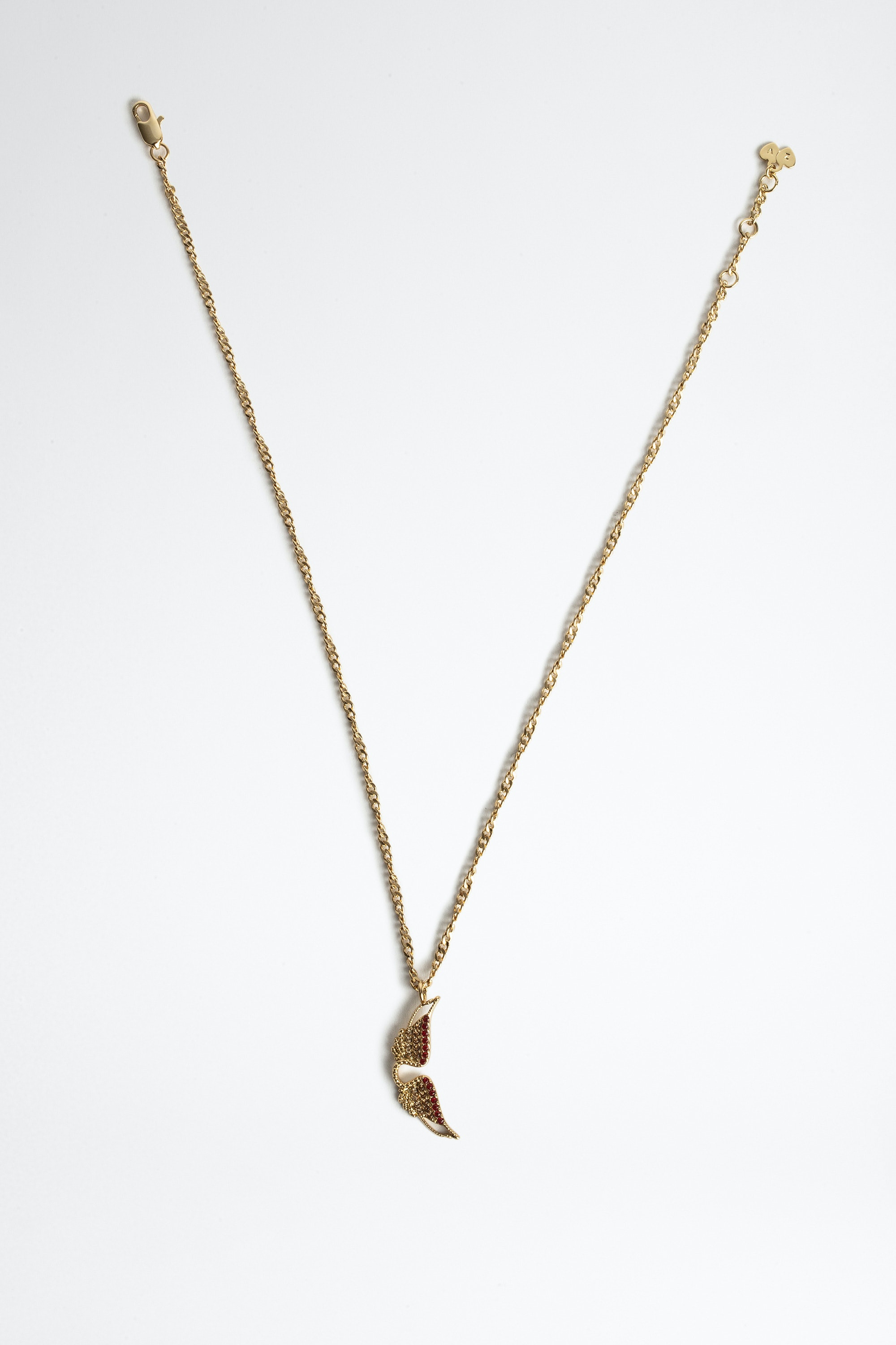 Mila Twist Necklace