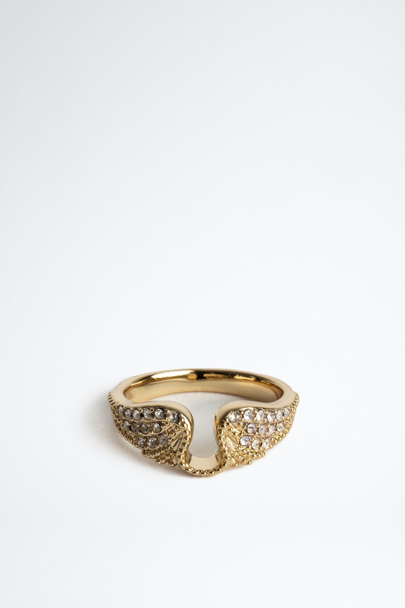 Mila Twist Ring
