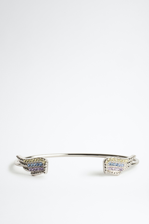 Mila Twist Cuff Bracelet