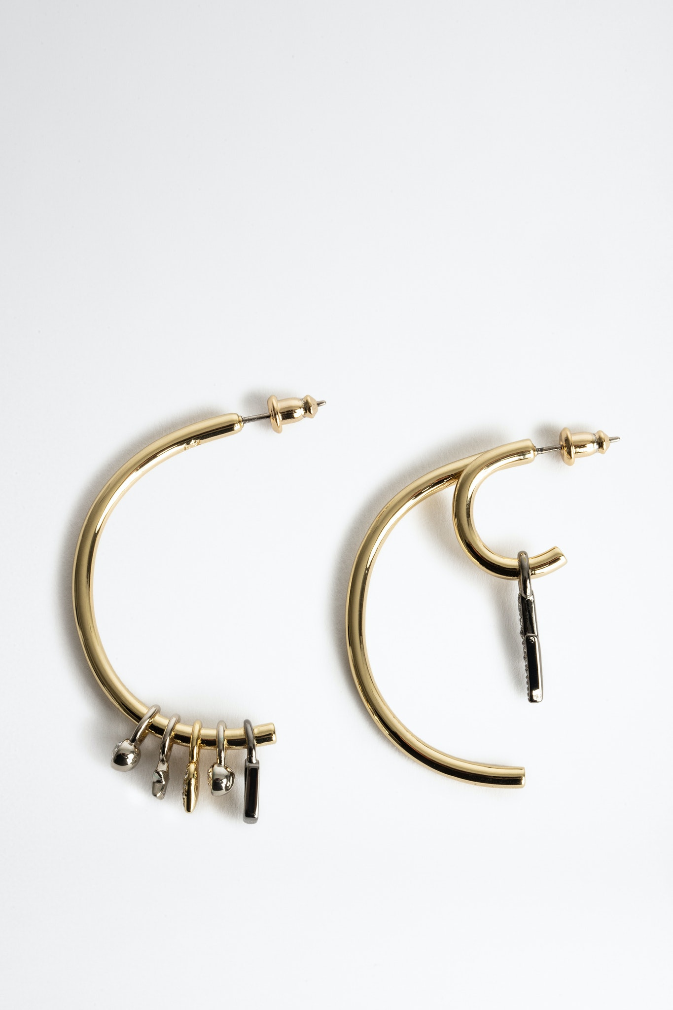 Mix N Match Hoop Earrings