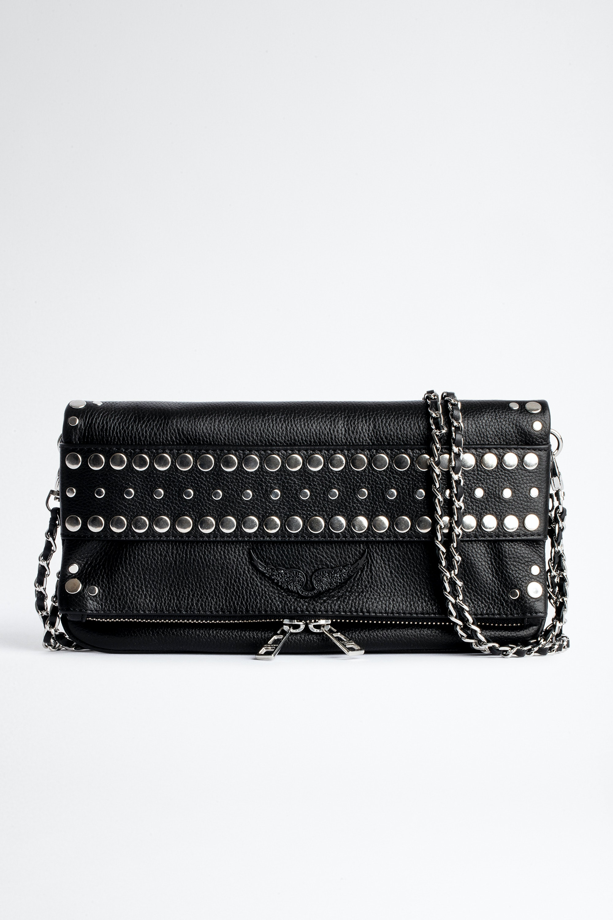 Rock Studs Outline Clutch