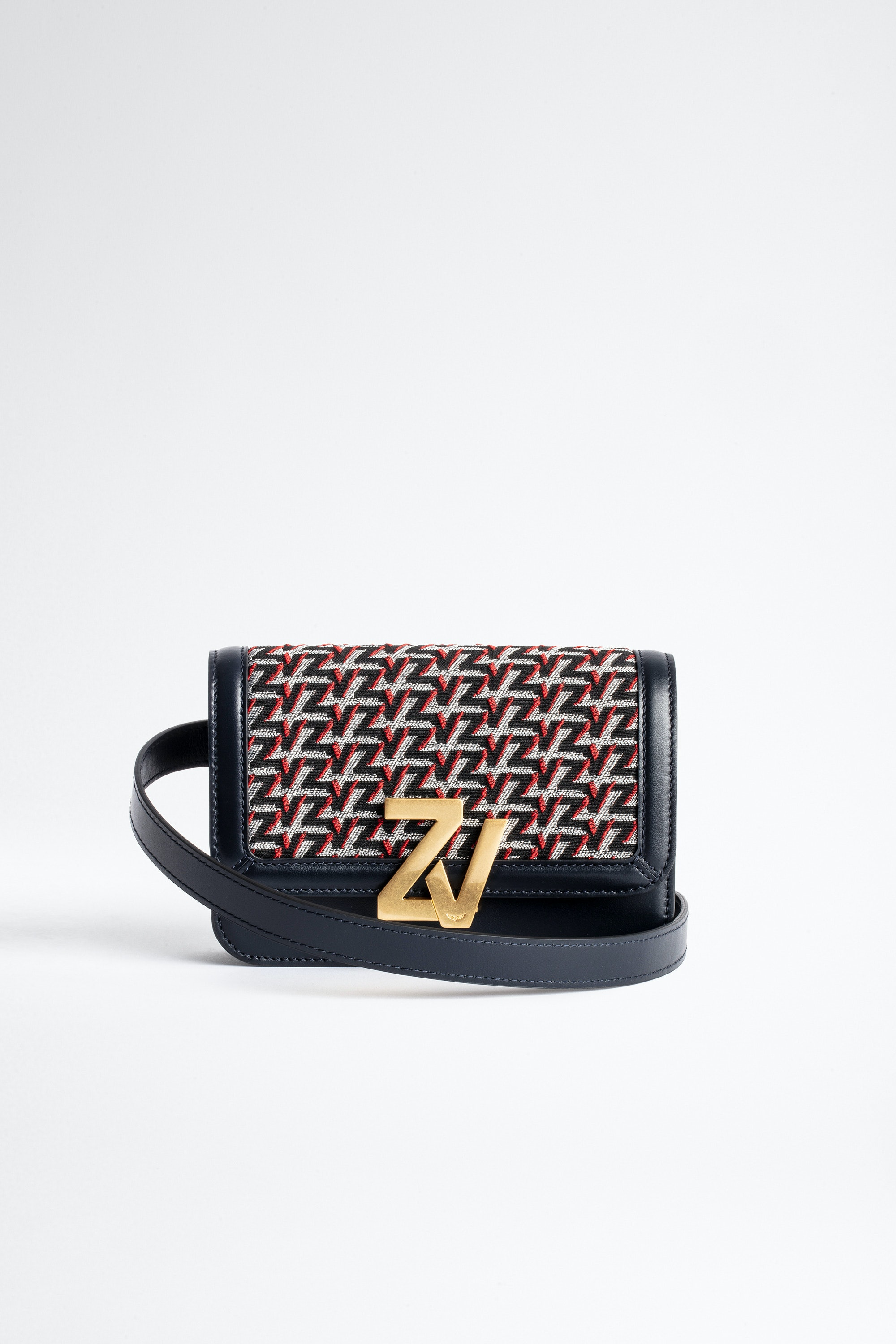 ZV Initiale Le Belt Monogram Belt Bag