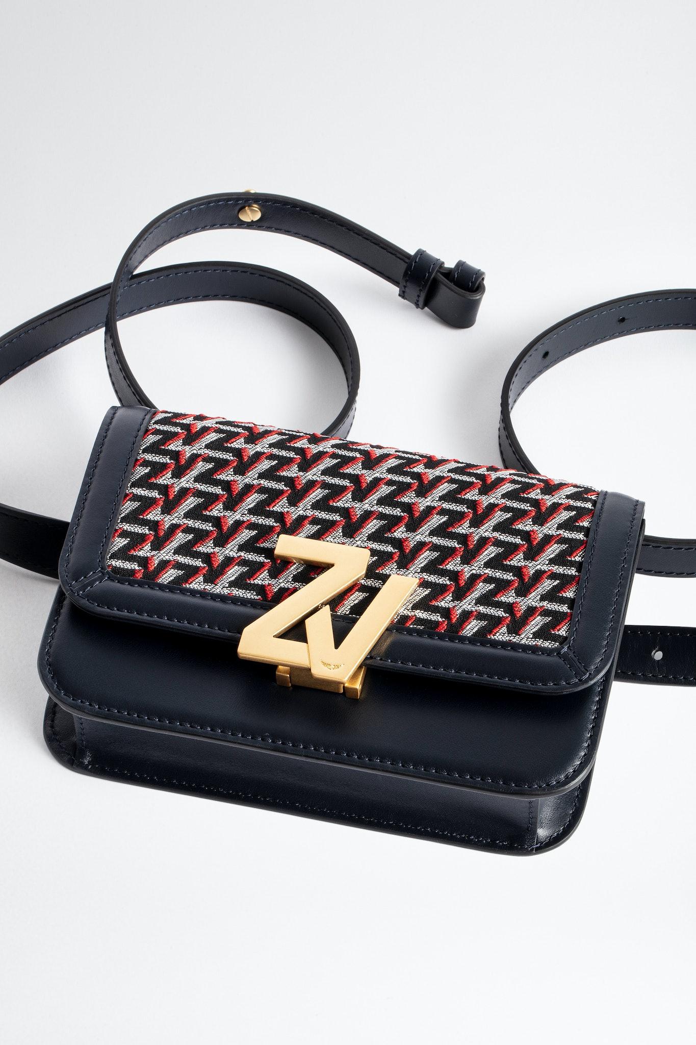 ZV Initiale le belt bag monogram