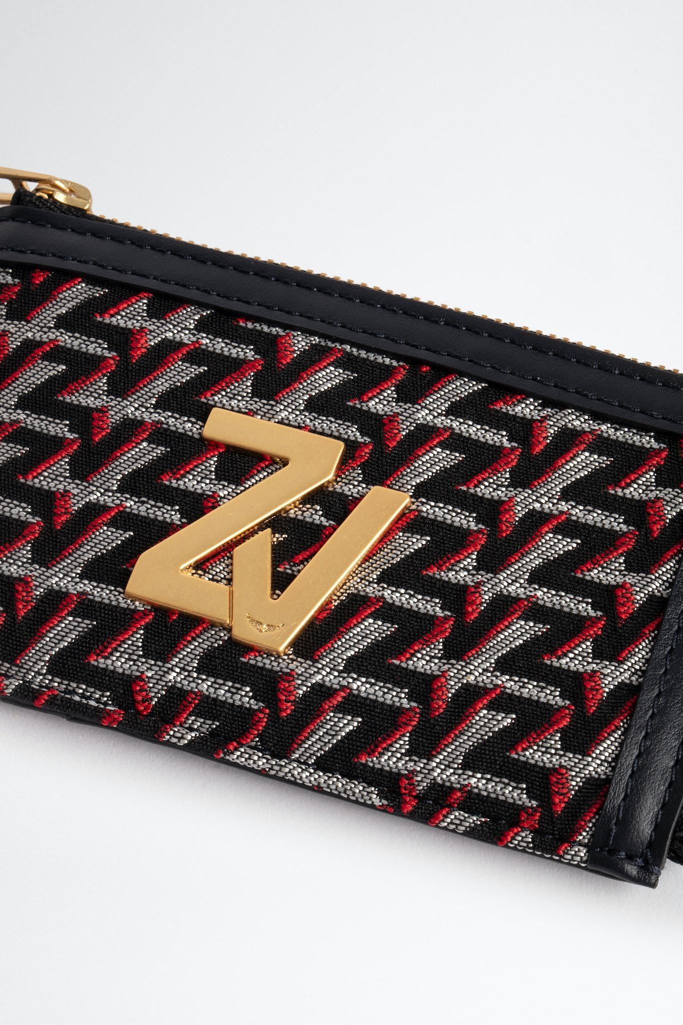 Portacarte ZV Initale Le Medium Monogram