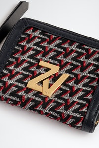 Porte-Monnaie ZV Initiale Le Compact Monogram