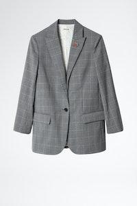 Viva Check Jacket