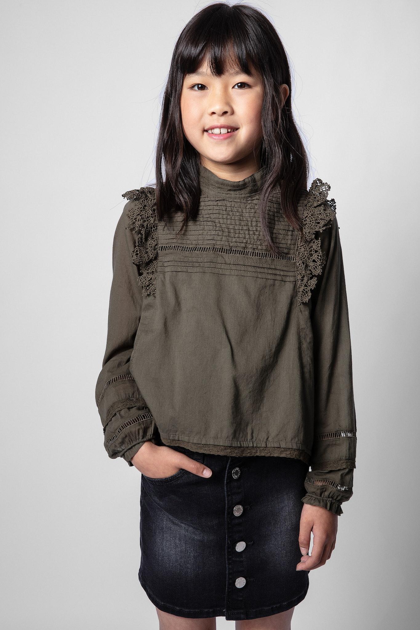 Ivy Enfant Blouse