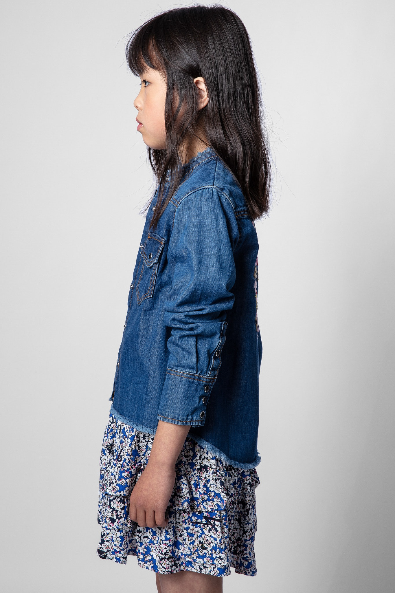 Camisa Rea Infantil
