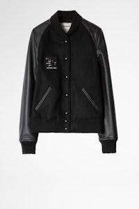 Birdie Cuir Jacket