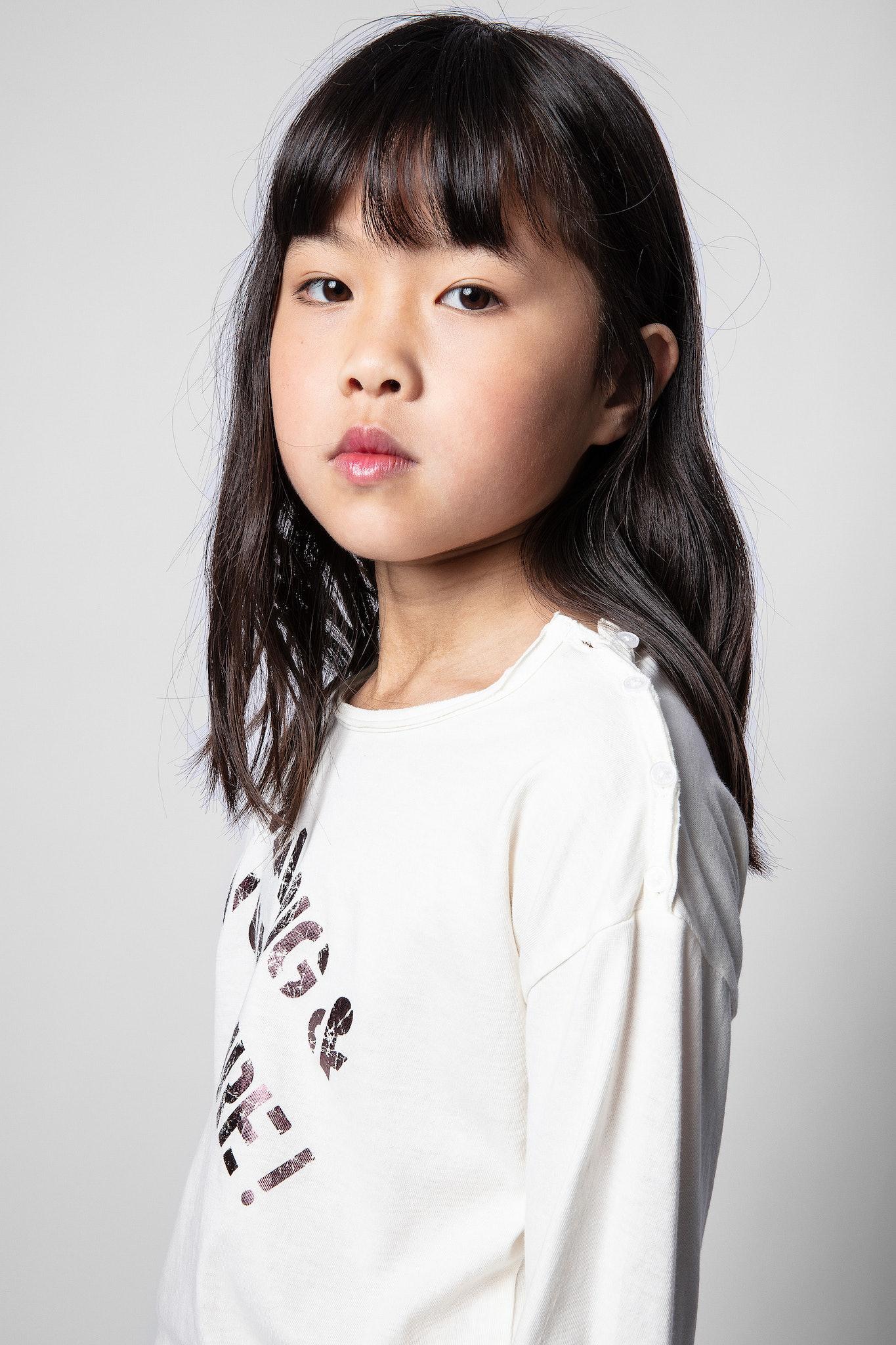 T-shirt Anie Enfant