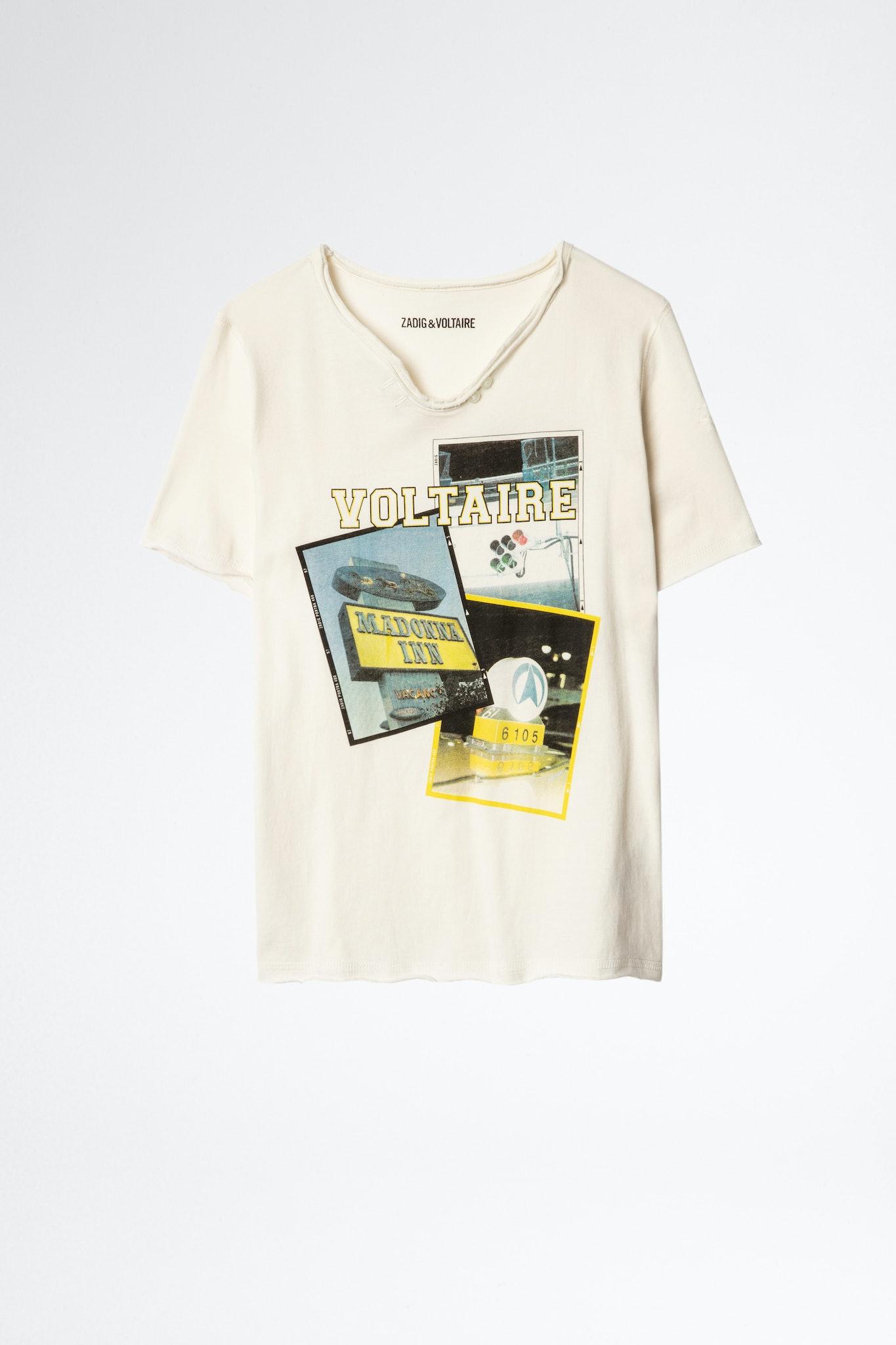 Kinder-T-Shirt Boxer