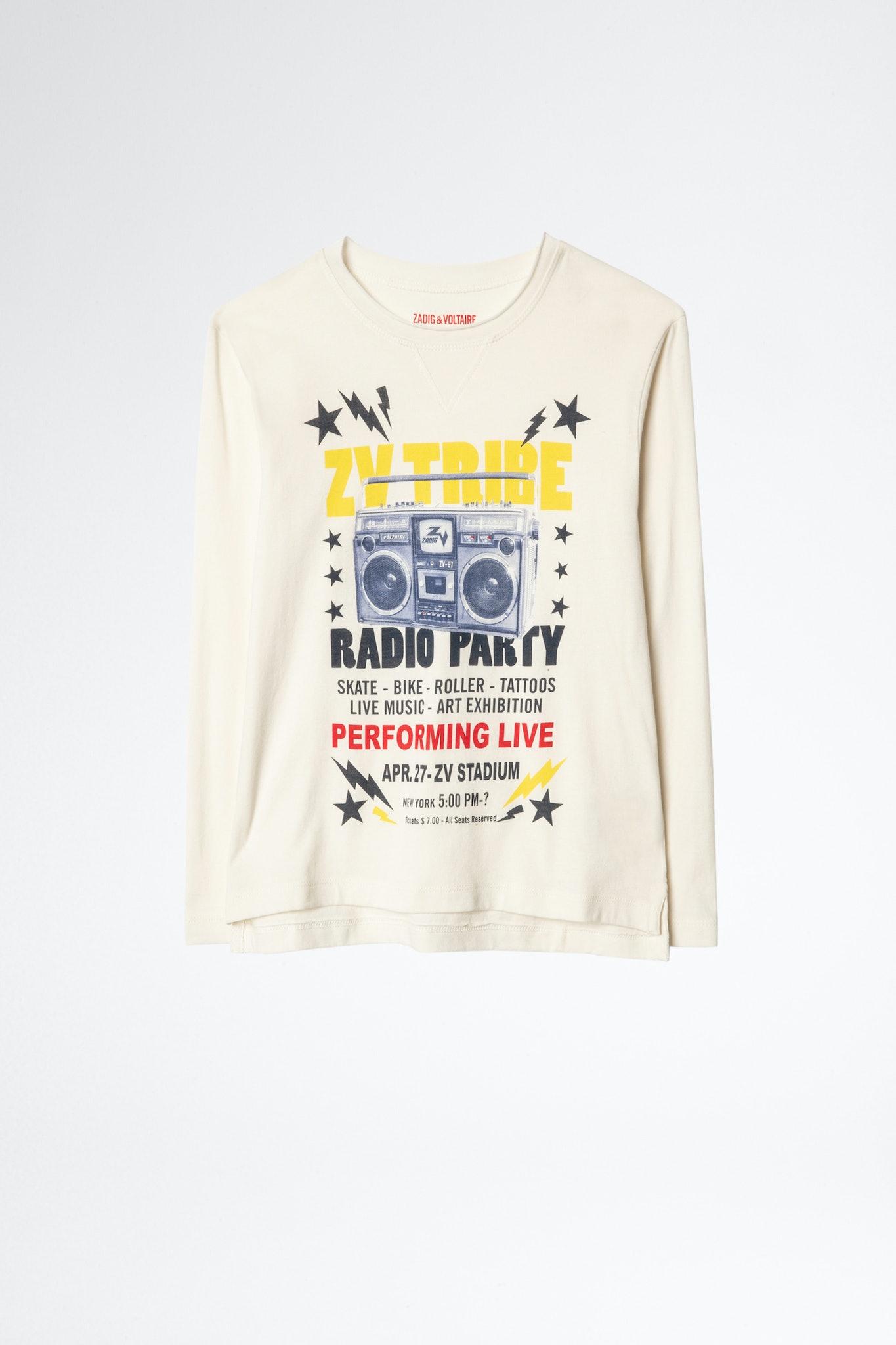 T-shirt Kita Junior
