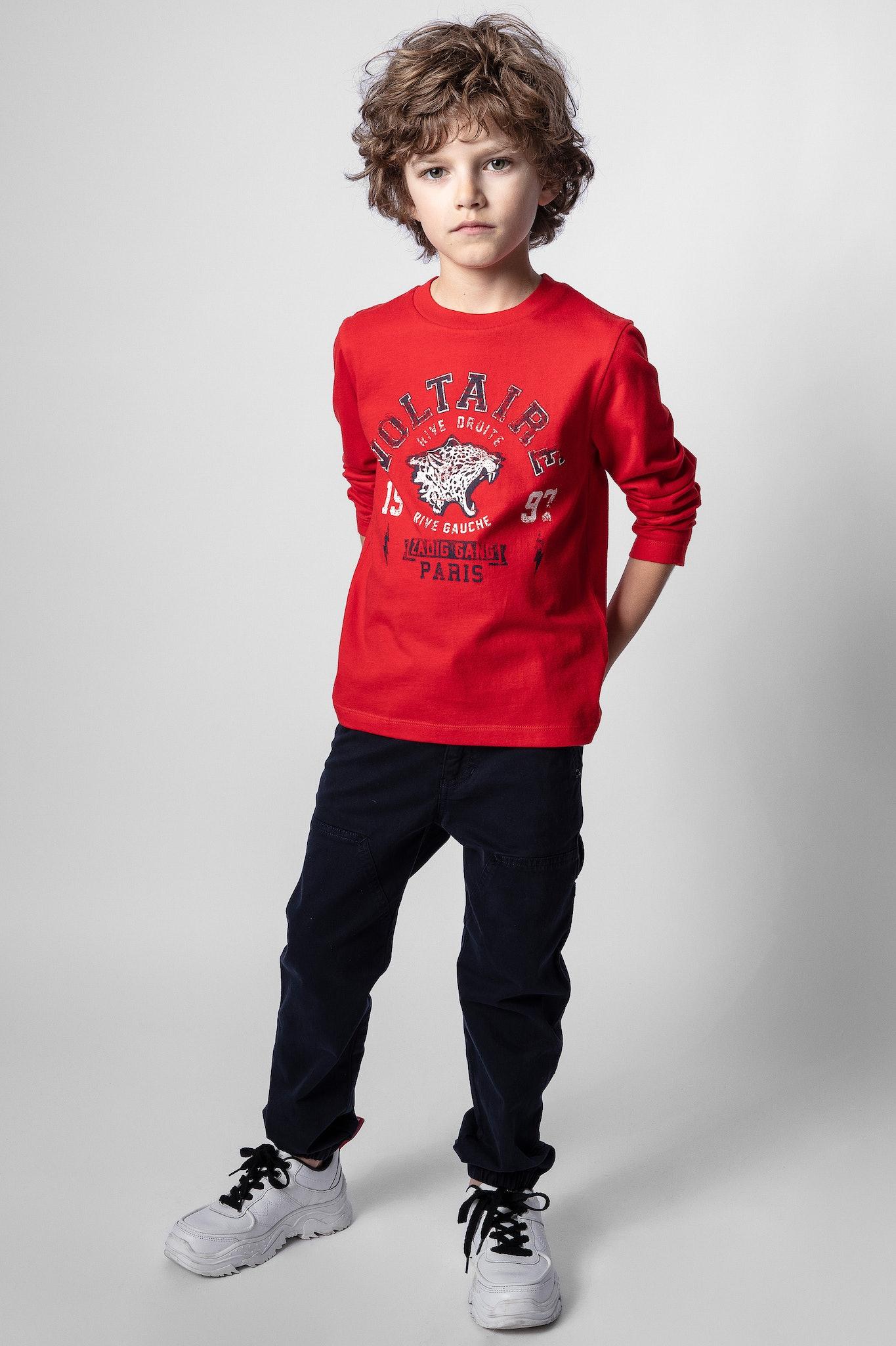 Camiseta Kita Infantil