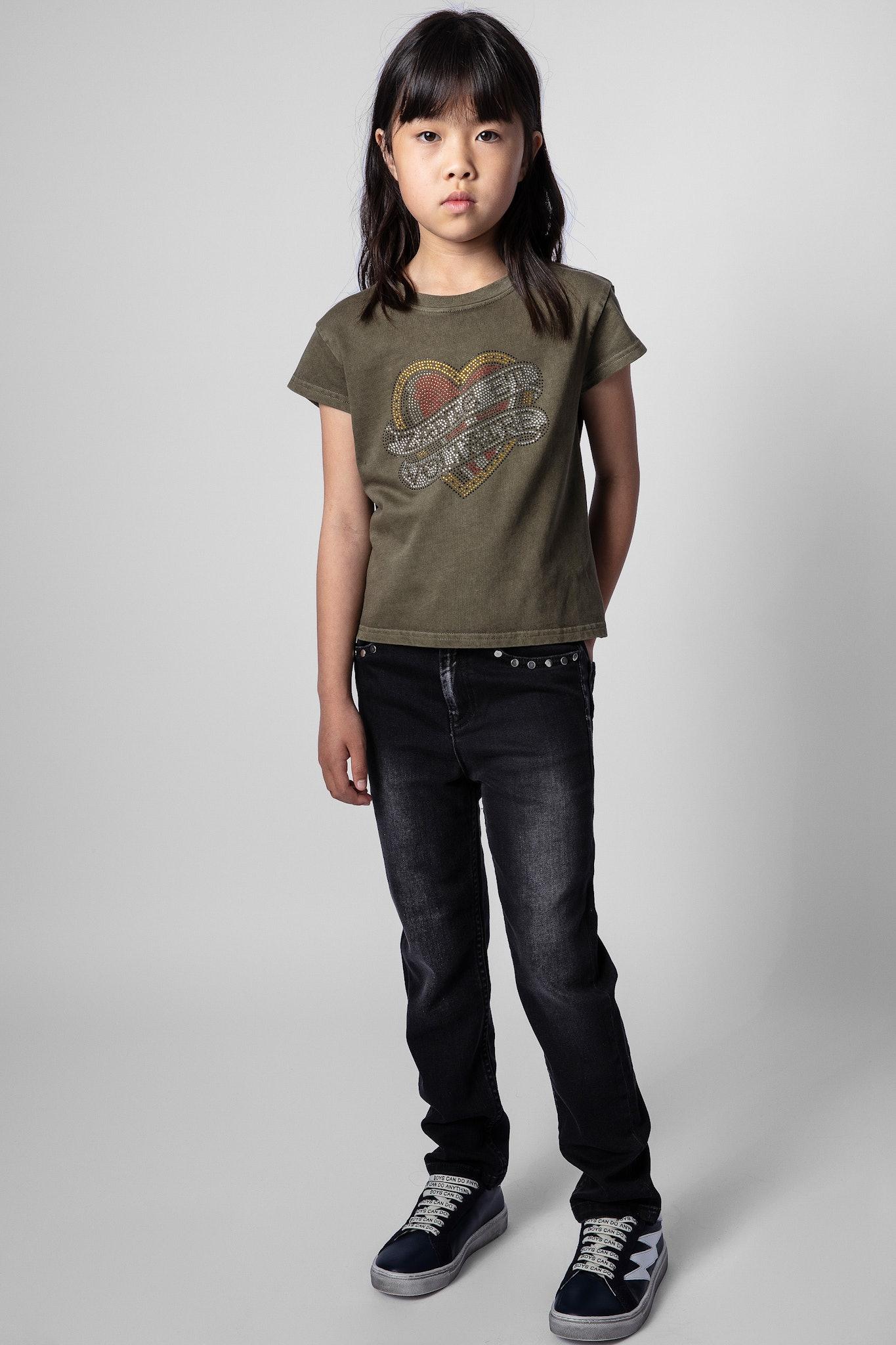 Camiseta Anie Infantil