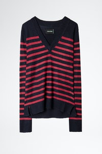 Pull Missia Stripes Lurex