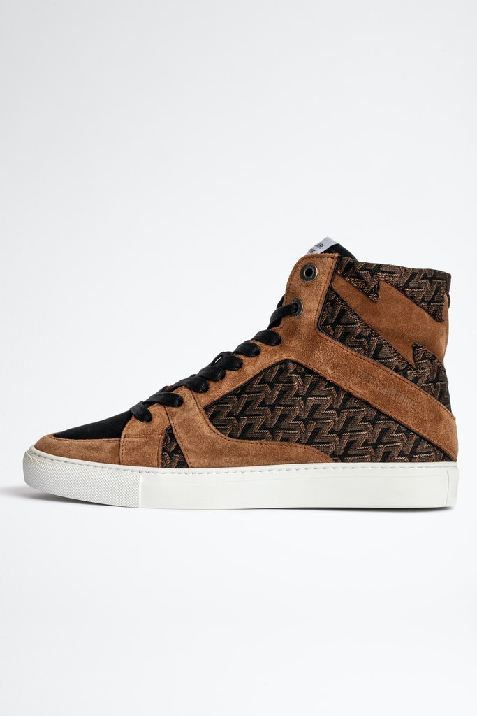 Sneaker ZV1747 High Flash