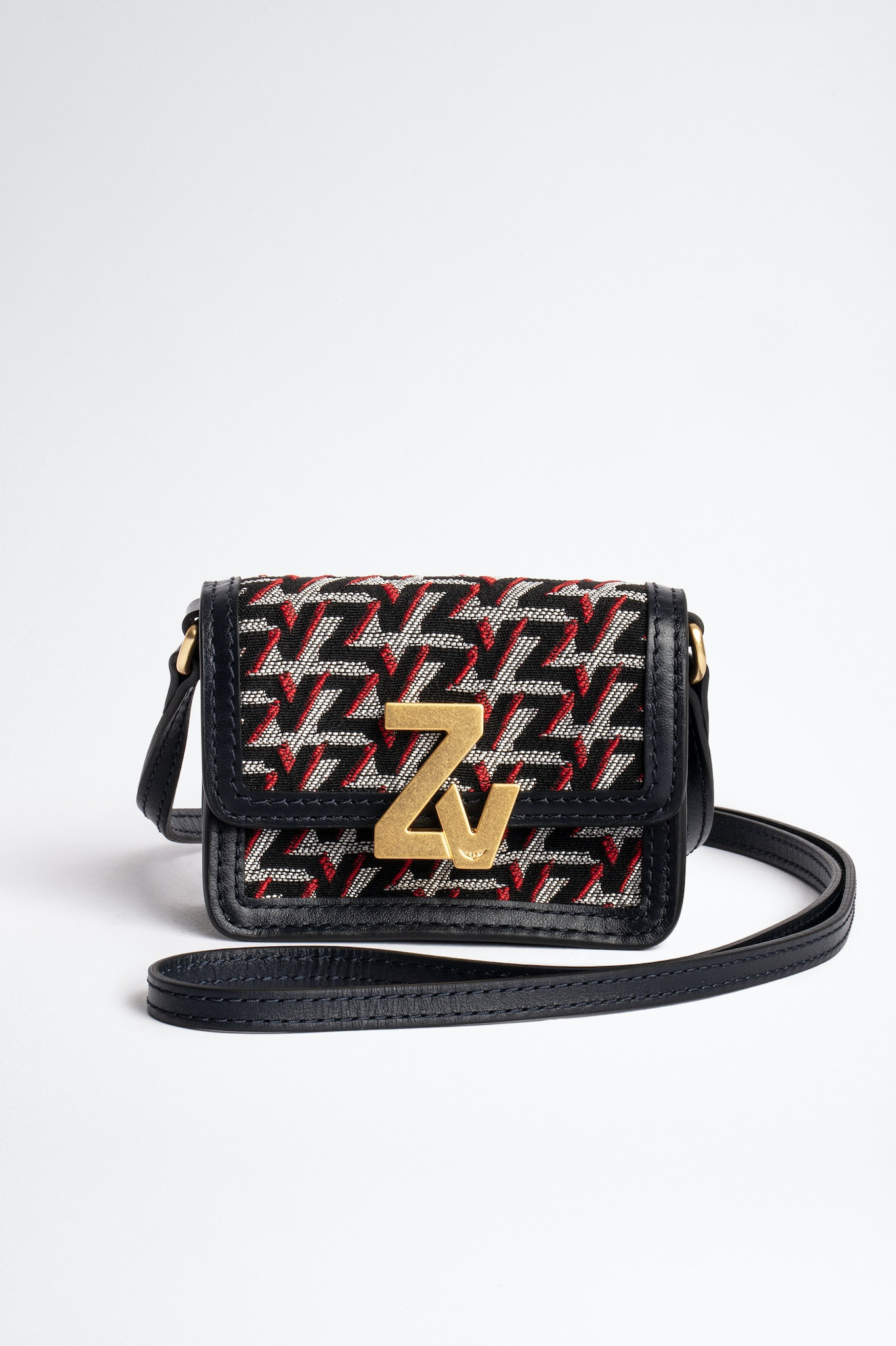 ZV Initiale City Grigri Wallet-Style Clutch
