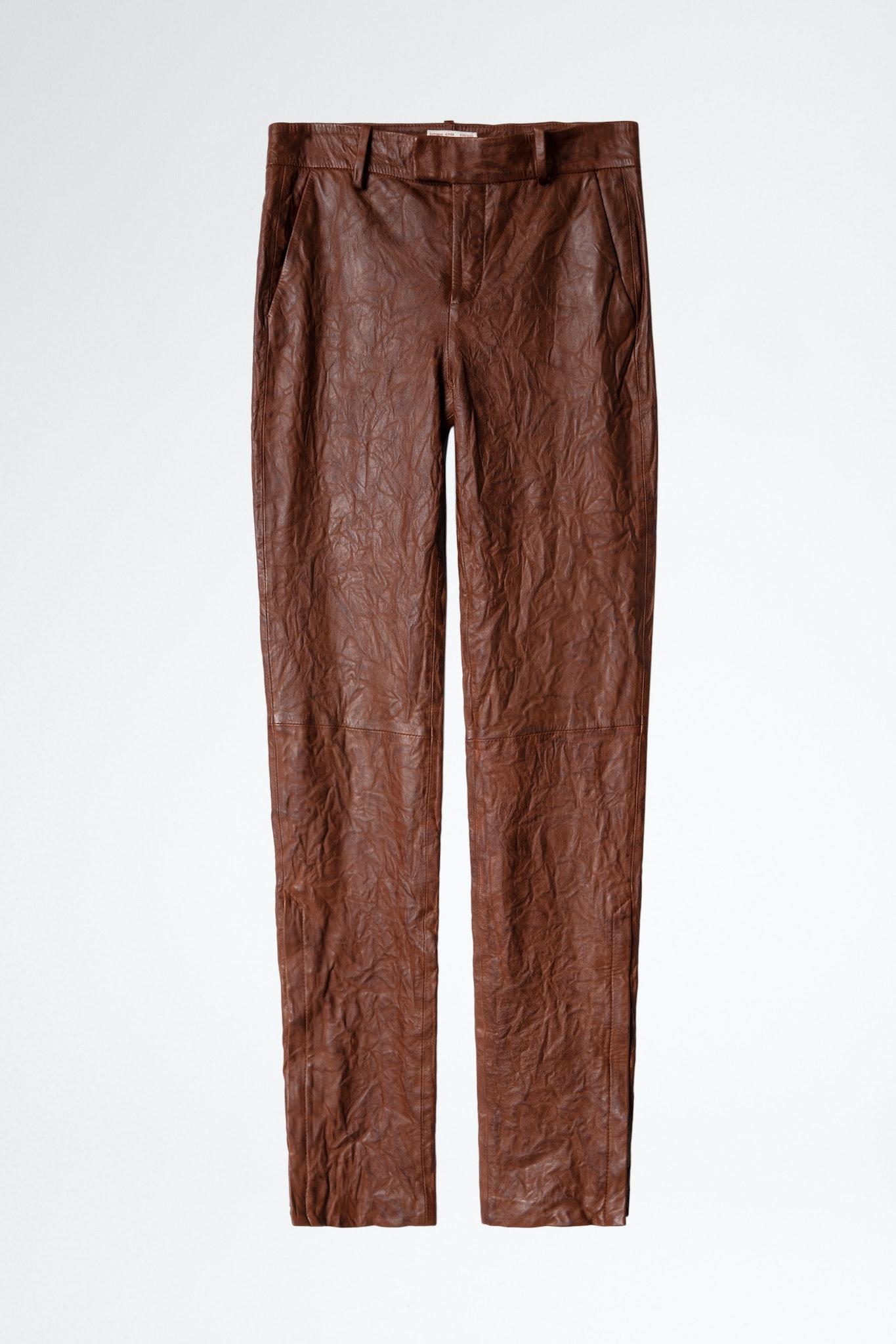 Prune Trousers