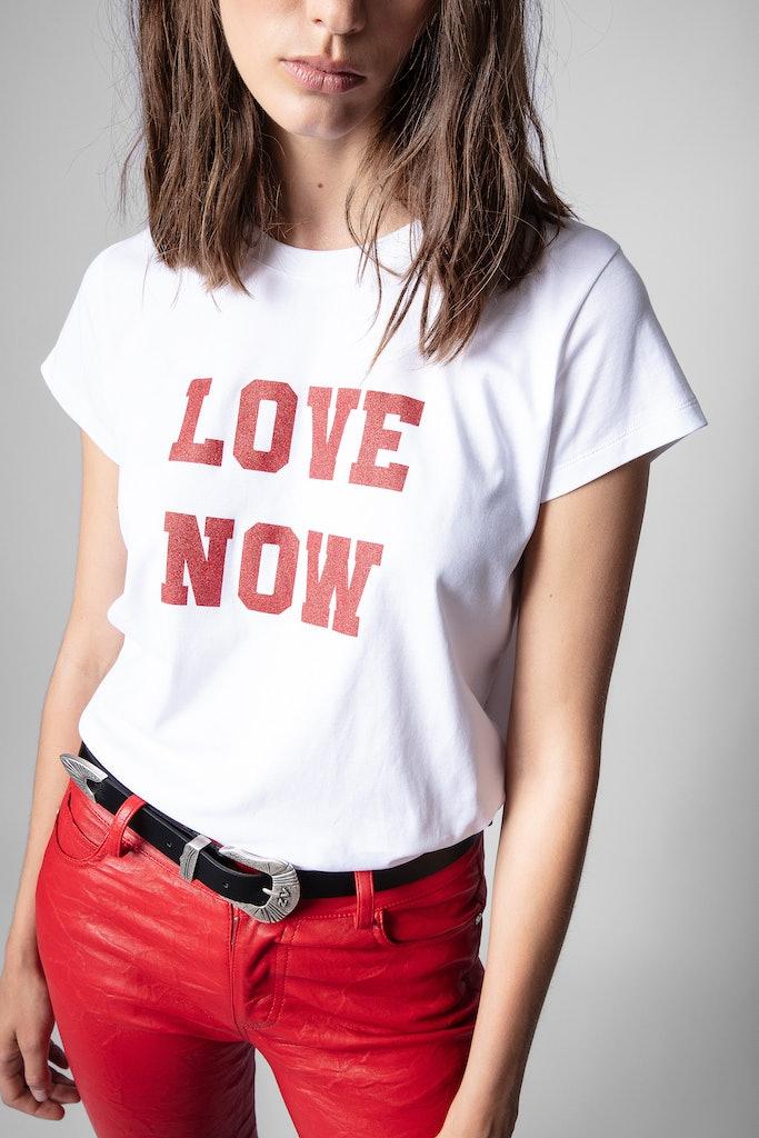 T-Shirt Woop Love Now
