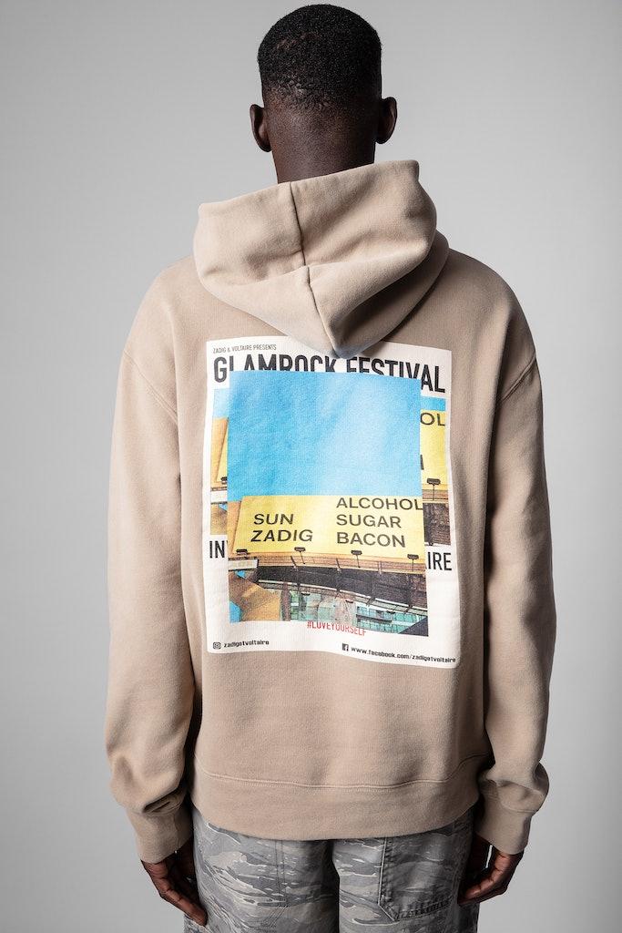 Sanchi Photoprint Sweatshirt