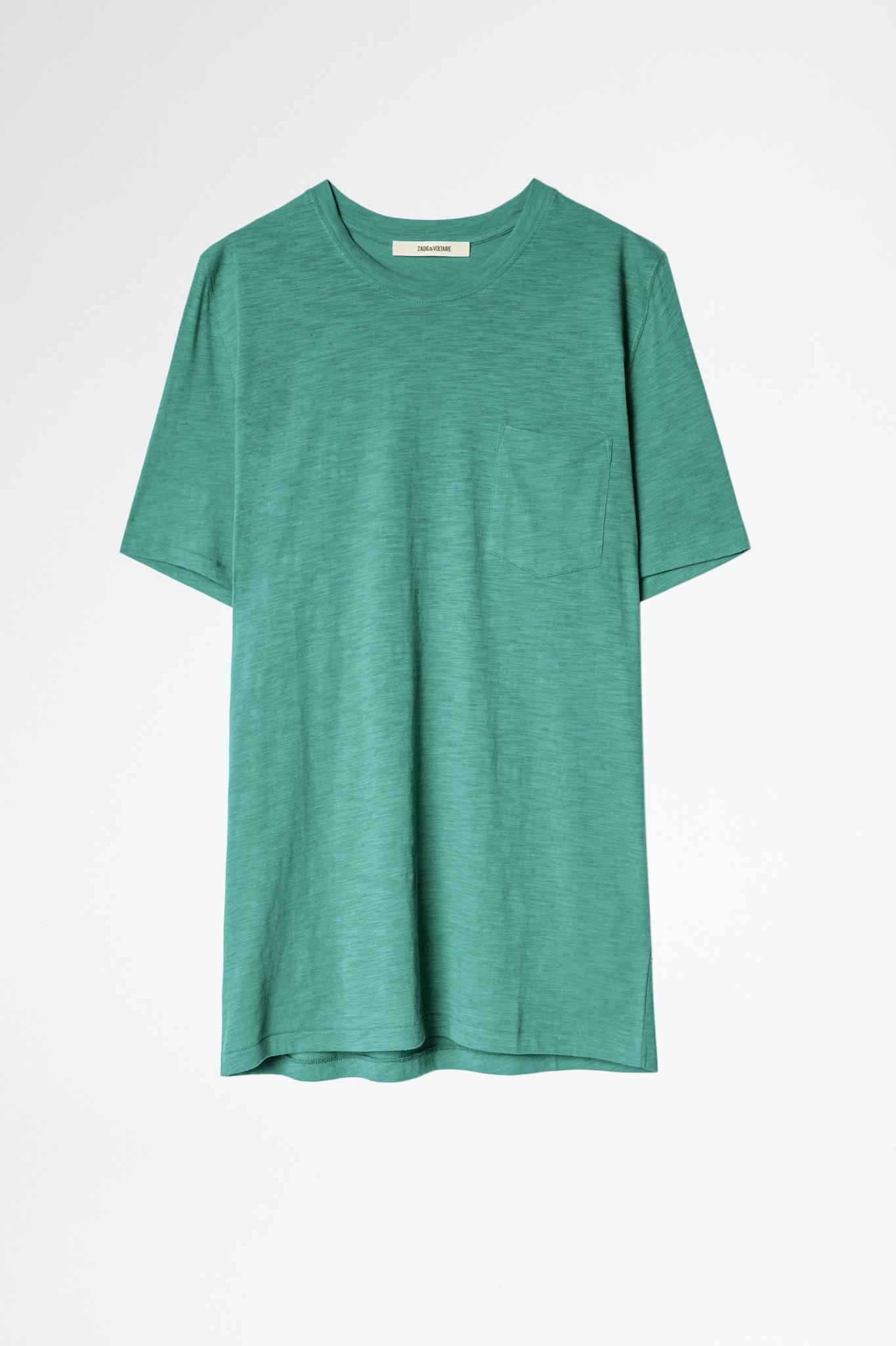 Stockholm Slubbed Cotton T-Shirt